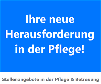 Pflegeassistent*in (m/w/d)